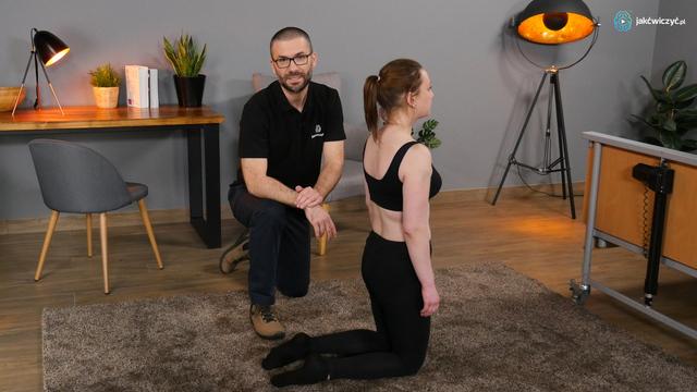 Ćwiczenia poprawiające siłę i długość mięśni