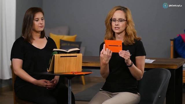 Wskazówka 2 - Jak ułatwić sobie czytanie? Ramka do czytania.
