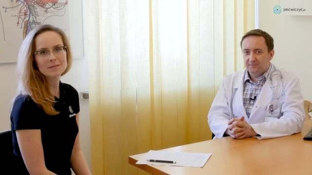 Rehabilitacja po udarze mózgu. Rozmowa z dr Grzegorzem Chabikiem.