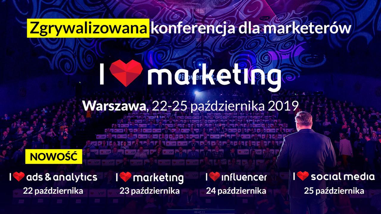 I <3 Marketing VIII Edycja